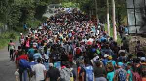 Migrant Caravan Expands To Some 5,000 People Headed To The US