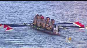 Thousands Attend Annual Head Of The Charles Regatta [Video]