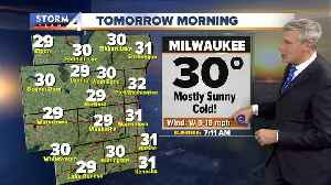 Mostly sunny and cool Sunday [Video]