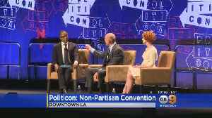 Politicon Has Liberals And Conservatives Talking Politics -- And Keeping Fights To A Minimum [Video]