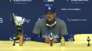 News video: Dodgers back in World Series after Game Seven defeat of Brewers
