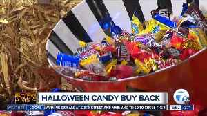 Halloween candy buy-back to be held Nov. 4 in St. Clair Shores [Video]