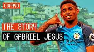From Favela to Superstar | The Story Of Gabriel Jesus [Video]