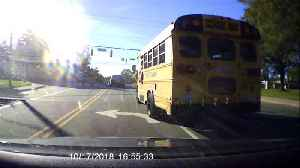 Bus Driver Filmed Breaking Multiple Traffic Laws with Special Needs Students on Board [Video]