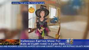 Multicultural Halloween Fashion Show [Video]