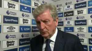 Result 'a blow' for Hodgson [Video]