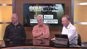 Gold and Black LIVE Oct. 19 Segment 3: Alan Karpick, Jim Young, and Mark Herrmann. [Video]