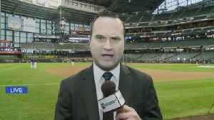 Brewers Game 6 LIVE coverage [Video]