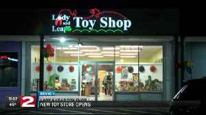 New toy store opens in New Hartford [Video]
