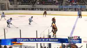 UAH Chargers Take on Arizona State in Hockey [Video]