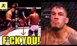 MMA Community Reacts to the clinical performance in Israel Adesanya vs Brad Tavares,DC,Octagon [Video]
