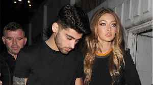 Gigi Hadid's Sweet Zayn Malik Post [Video]