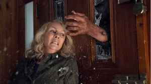 Jamie Lee Curtis Gets Massive Celeb Support After She Slays The Box Office With 'Halloween' [Video]