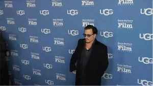 Johnny Depp Is Producing Digital Project [Video]