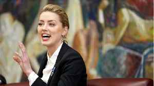 Amber Heard On Mexican Border [Video]