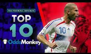 TOP 10 Shocks That Defied The Odds! | Feat. JUVENTUS, BRAZIL & ZIDANE!!! [Video]
