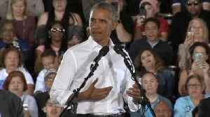 Obama at Nevada rally: