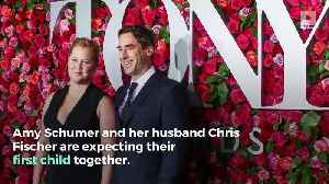 Amy Schumer Expecting First Child [Video]