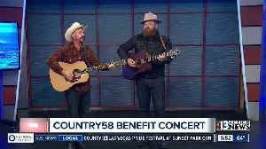 Country58 Benefit Concert [Video]