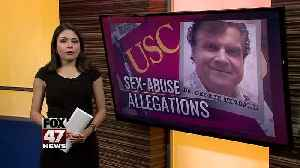 Former USC doctor accused of inappropriately touching students [Video]