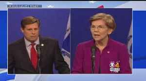 Warren And Diehl Square Off During Second Debate In Springfield [Video]