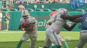 Dolphins Defense Struggles Mightily In 32-21 Loss To Detroit [Video]