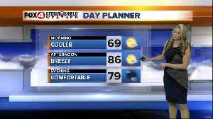 FORECAST: Series of Cold Fronts on the Way [Video]