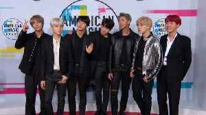 BTS score double wins at British Teen Awards [Video]
