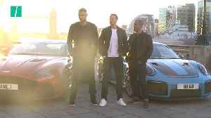 Paddy McGuinness And Freddie Flintoff Revealed As New Top Gear Hosts [Video]
