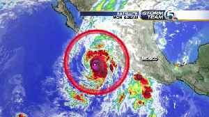 News video: 'Extremely dangerous' Hurricane Willa aims for Mexico, remnants could push cooler air into South Florida