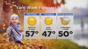 WCCO Weather Update: Morning Of Oct. 22, 2018 [Video]