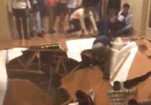Footage Shows Moment Floor Collapses at South Carolina Party [Video]