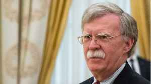 Bolton Faces Tense Talks With Russia [Video]