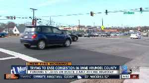 New project could ease congestion in Anne Arundel County [Video]