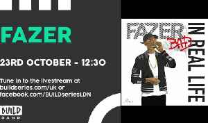 Live From London: Frazer [Video]
