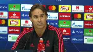 You will not see a wounded coach here - Lopetegui [Video]