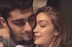 Gigi Hadid hails Zayn Malik her 'happy place' [Video]