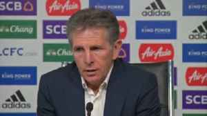 Puel: I have respect for Emery [Video]