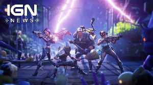 Fortnite: Save the World Free-to-Play Delayed Out of 2018 - IGN News [Video]