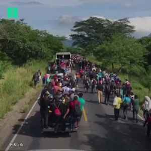 Migrant Caravan Reaches 5,000 [Video]