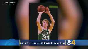 Larry Bird Museum Being Planned To Tell Story Of Celtics Legend