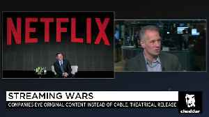 Streaming Competition Makes Netflix 'Nervous,' Says Analyst [Video]