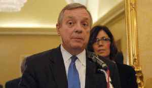 Sen. Durbin: GOP 'Can't Win' on Issues [Video]