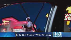 In-N-Out Burger Celebrating Its 70th Birthday [Video]