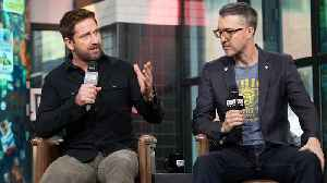 Gerard Butler Shares What He Loves About Producing [Video]
