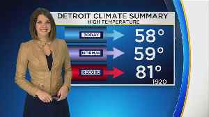 First Forecast Weather October 22, 2018 (Tonight) [Video]