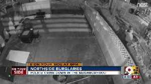 Neighbors report string of crimes in Northside [Video]