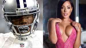 Cowboy's Terrance Williams Under Investigation For Kicking IG Model Out Of His Room [Video]