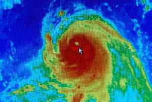Hurricane Willa Becomes Category 5 Storm