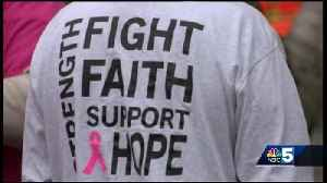 North Country Breast Cancer Walk [Video]